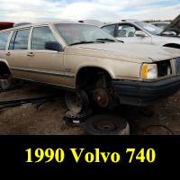 Murilee Martin's Junkyard Treasures, Finds, and Gems: Volvo