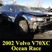 Junkyard 2002 Volvo V70XC Ocean Race