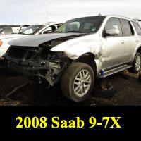 Junkyard 2008 Saab 9-7X 4.2i