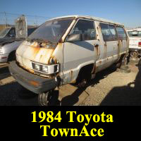 Murilee Martin's Junkyard Treasures, Finds, and Gems: Toyota