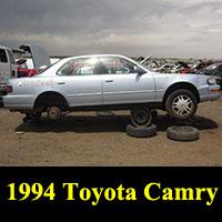 Junkyard 1994 Toyota Camry