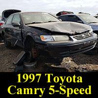Junkyard 1997 Toyota Camry