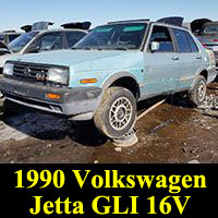 1990 Volkswagen Jetta 16V GLI