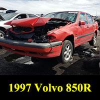 1997 Volvo 850R