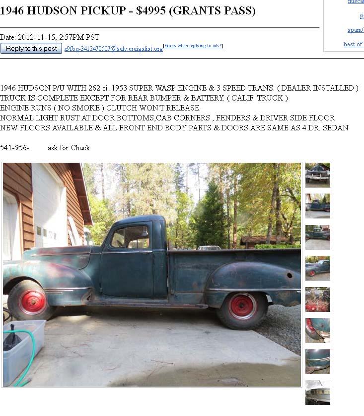 1947 Ford Truck Fenders Craigslist Autos Post