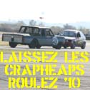 24 Hours of LeMons Laissez Les Crapheaps Roulez, The Circuit At Grand Bayou, November 2010