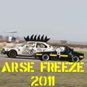 Arse Freeze-a-Palooza 24 Hours of LeMons, Buttonwillow Raceway Park, December 2011