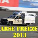 Arse Freeze-a-Palooza 24 Hours of LeMons, Sonoma Raceway, December 2013