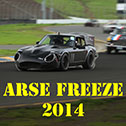 Arse Freeze-a-Palooza 24 Hours of LeMons, Sonoma Raceway, December 2014