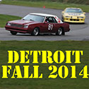 24 Hours of LeMons Where the Elite Meet to Cheat, Gingerman Raceway, October 2014