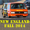 Halloween Hooptiefest 24 Hours of LeMons, New Hampshire Motor Speedway, October 2014