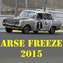 Arse Freeze-a-Palooza 24 Hours of LeMons, Sonoma Raceway, December 2015