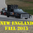 Halloween Hooptiefest 24 Hours of LeMons, New Hampshire Motor Speedway, October 2015