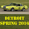 24 Hours of LeMons Cure For Gingervitis, Gingerman Raceway, April 2016