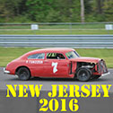 Real Hoopties of New Jersey 24 Hours of LeMons, New Jersey Motorsports Park, May 2016