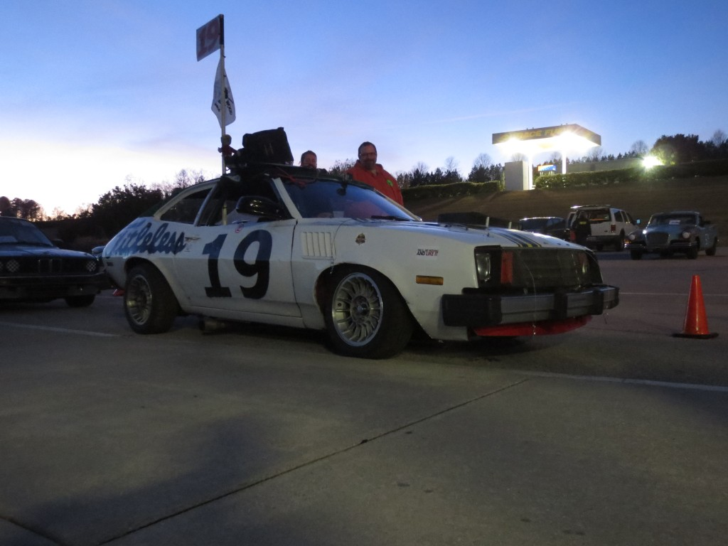 2015 Shine Country Classic 24 Hours Of Lemons Barber