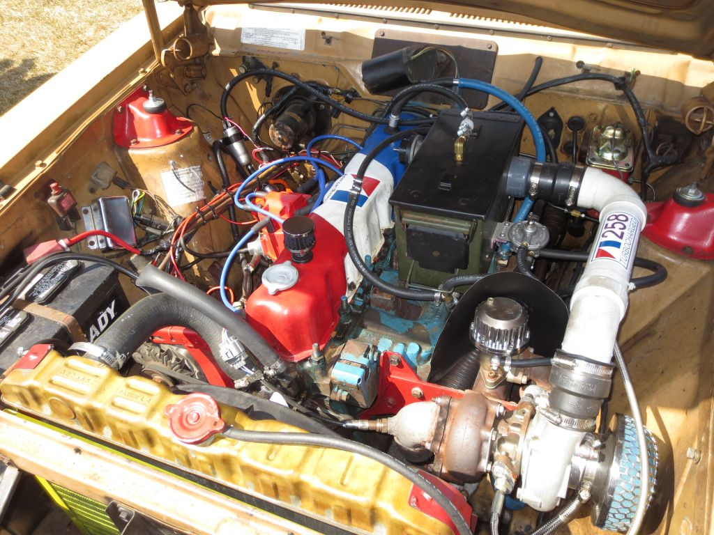 Draw thru Turbo w/ Carb Question, Disappointing Replies