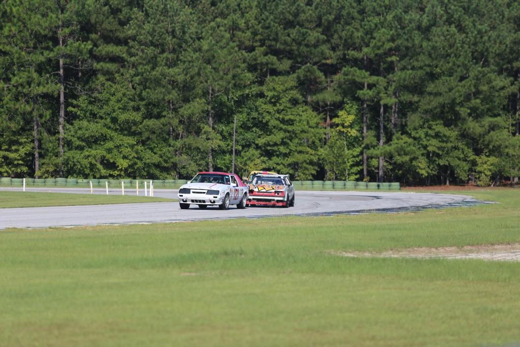2014 24 Hours Of Lemons South Fall Carolina Motorsports Park